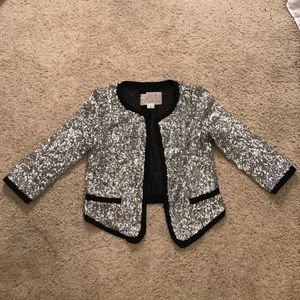 Urban Outfitters Sparkly Blazer
